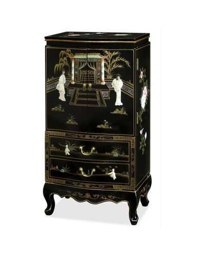 Portes vietnamiennes Hoi An - meuble asiatique antique
