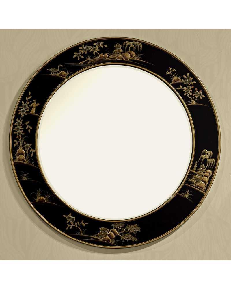 Armoire chinoise - meuble chinois laqués