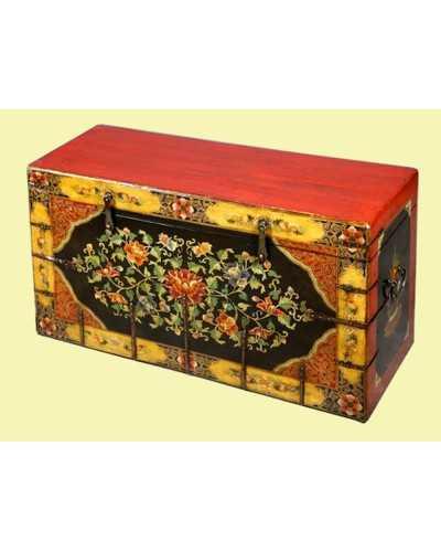 Jeu d'échecs rouge