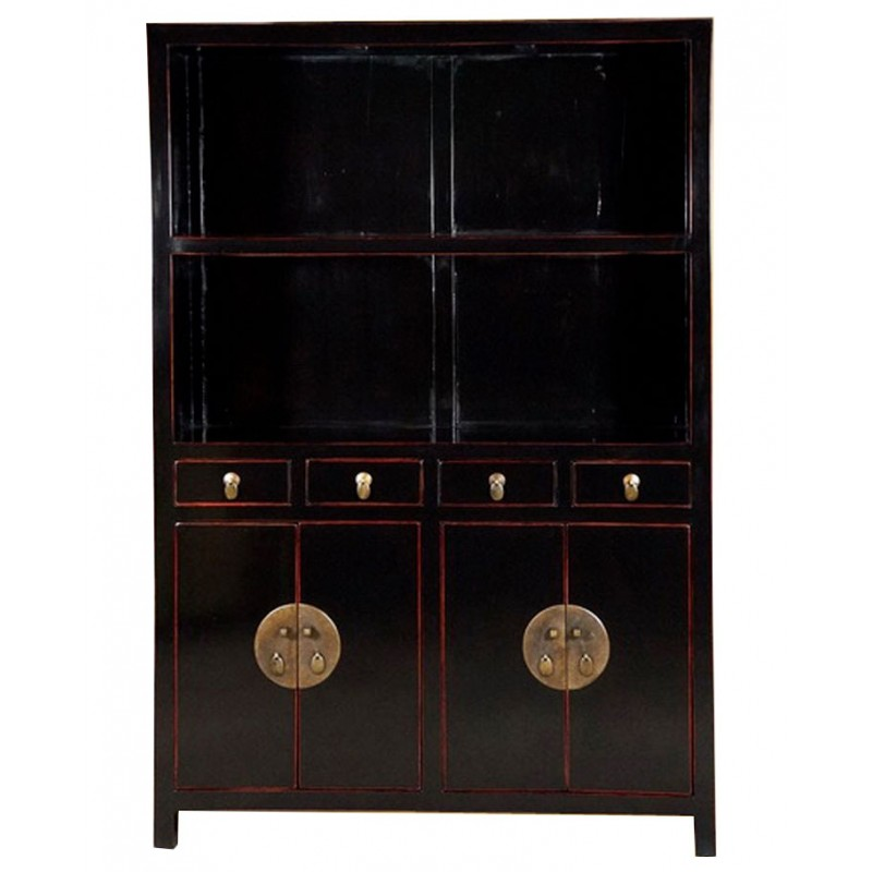 etag res et biblioth ques chinoises. Black Bedroom Furniture Sets. Home Design Ideas