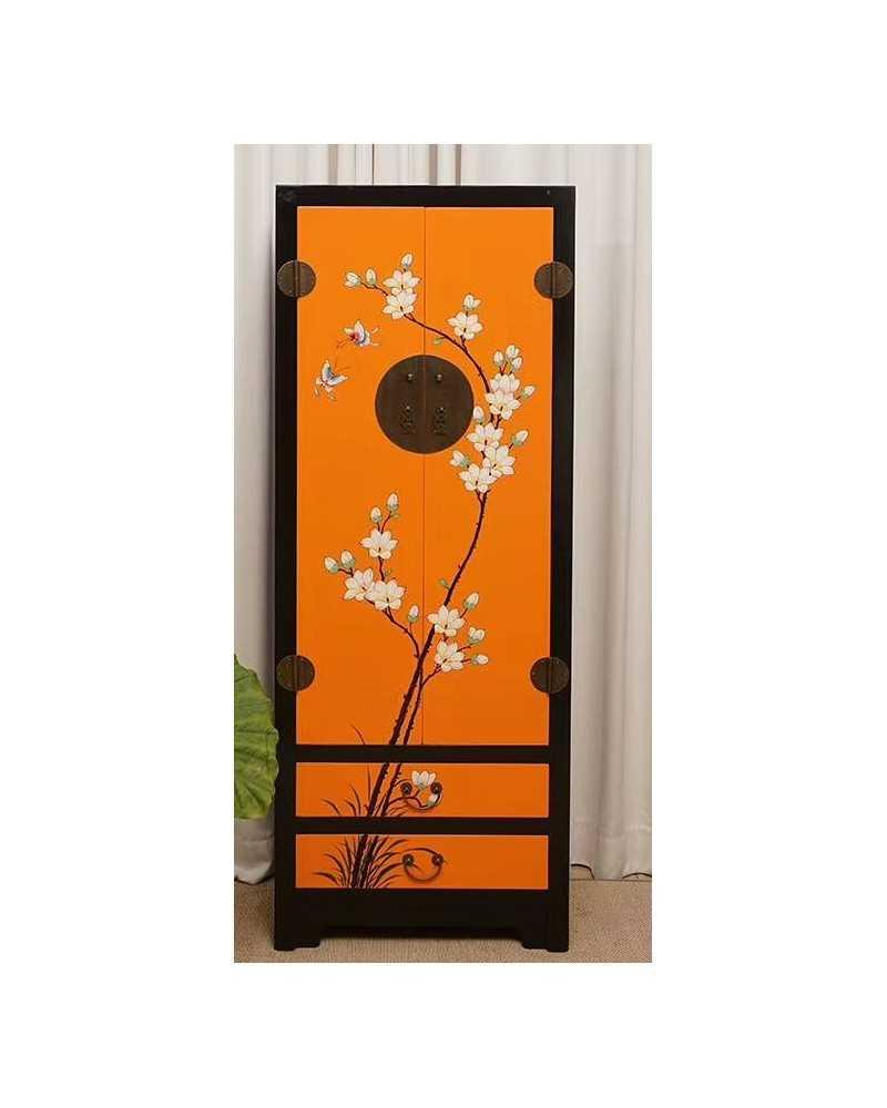 bahut chinois de cuisine 2 portes 3 tiroirs. Black Bedroom Furniture Sets. Home Design Ideas