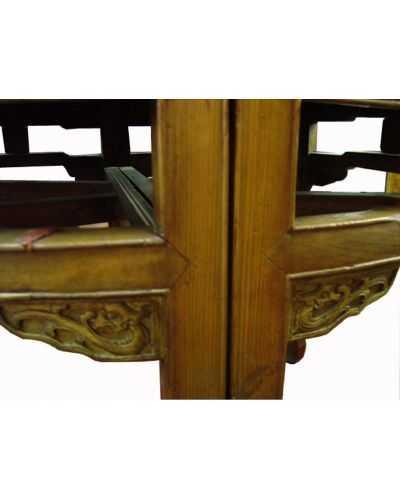 Théière japonaise en Fonte carrée grise