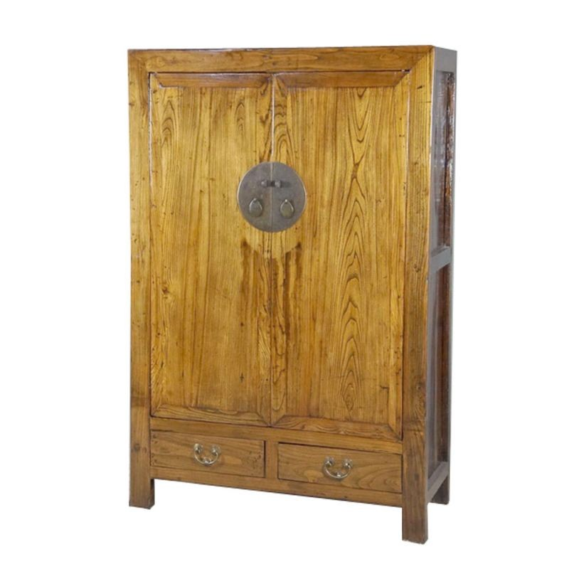 armoire de mariage couleur bois meuble chinois. Black Bedroom Furniture Sets. Home Design Ideas