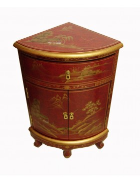 Meuble d'angle - meuble chinois reproduction