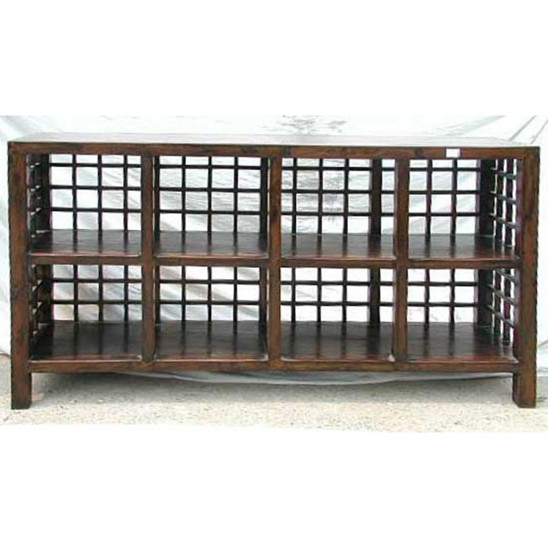 etag re chinoise 8 casiers. Black Bedroom Furniture Sets. Home Design Ideas