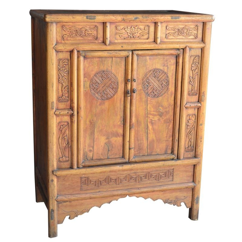 Meuble antique asiatique for Meuble asiatique ancien