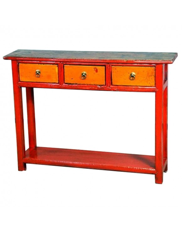 Console chinoise bicolor